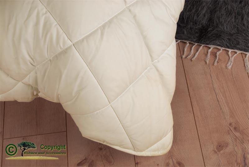 mono stepp bettdecke 155x220cm gewebe lyocell satin mit tencel f llung ebay. Black Bedroom Furniture Sets. Home Design Ideas