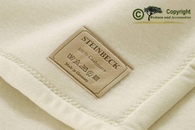 Steinbeck Wolldecken