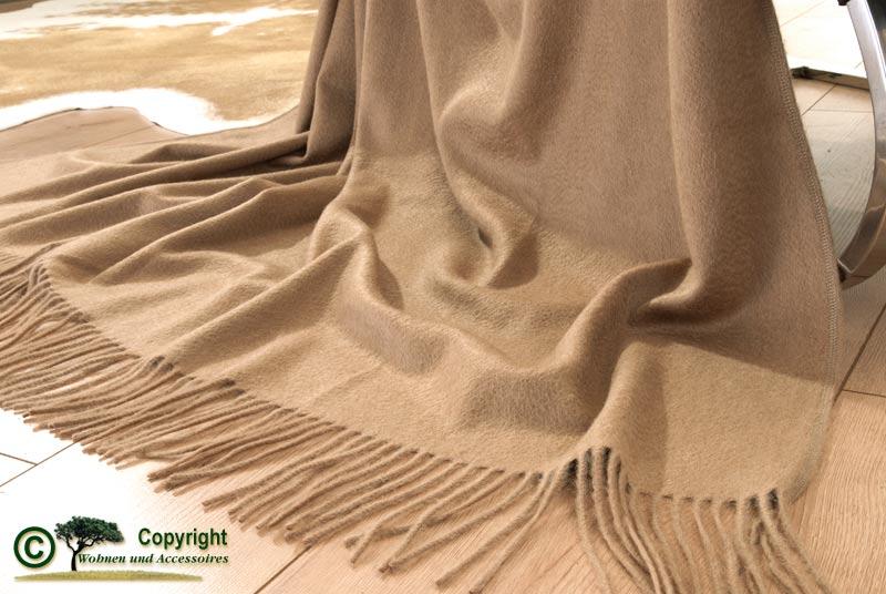 Kamel-, Alpaka-, Yakdecken Aktionen