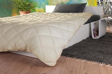 Bettdecken für Allergiker