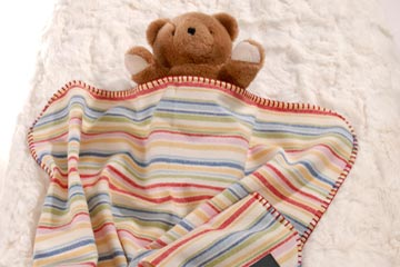 Wolldecken Baby / Kinder