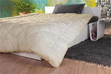 Ganzjahres-Bettdecken