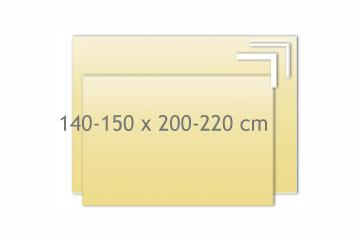 Tagesdecken 140-150x200-220