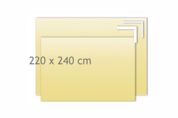 Tagesdecken 220x240