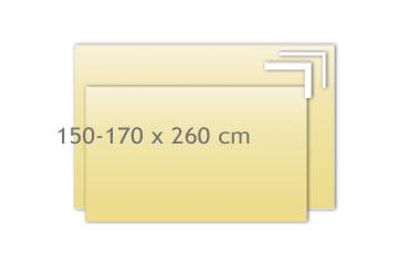 Tagesdecken 150-170x260
