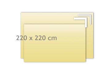 Tagesdecken 220x220cm