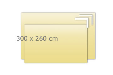 Tagesdecken 300x260