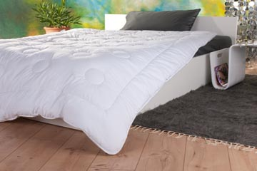 Bettdecken nur Standardgrößen