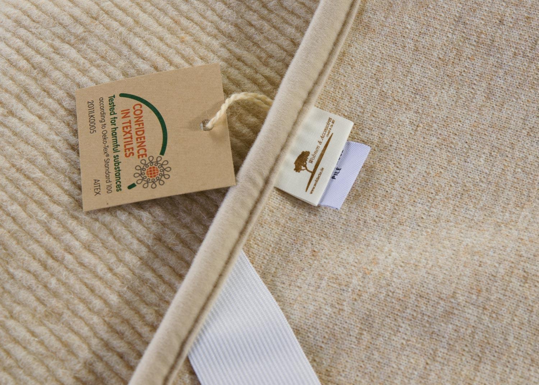 Matratzenauflagen aus Wolle