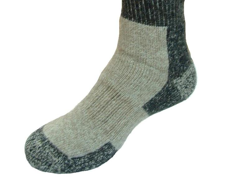 Trekking Socken Possum und Lammwolle