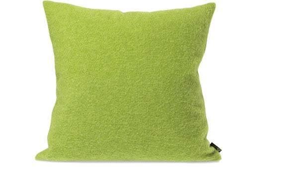 Kissen von Steiner Alina mit Füllung Limette/grün-Copy