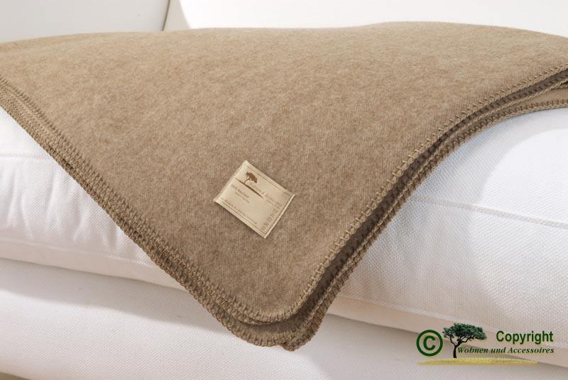 kaschmirdecke portofino kaschmirplaid umkettelte wolldecke 150x100cm kaschmirdecke f r. Black Bedroom Furniture Sets. Home Design Ideas