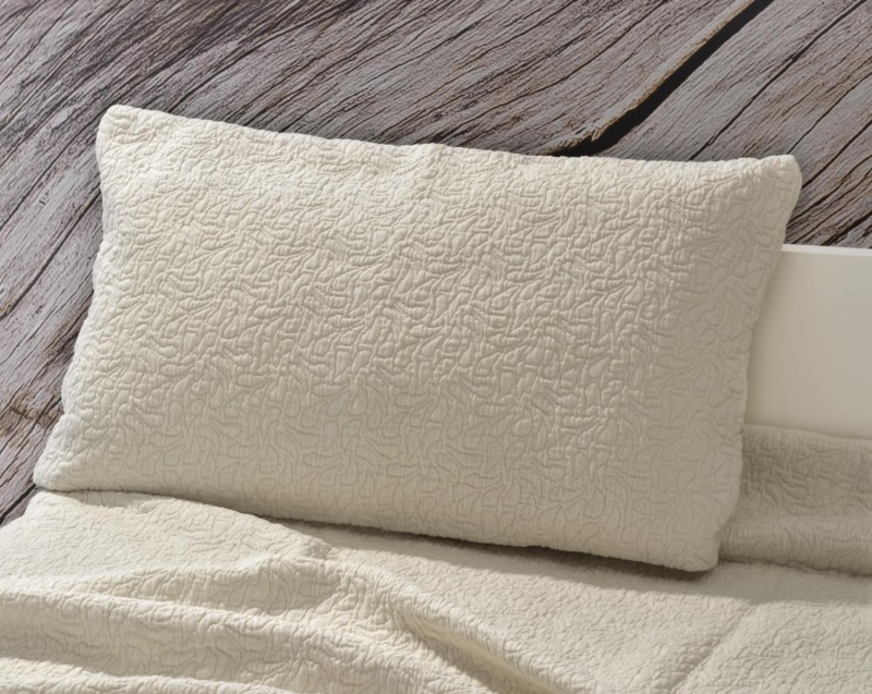 Kissen Estoril - Paisleymuster - beige 30x50cm