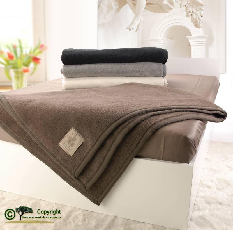 edle wolldecke baby alpaka alpaca von ritter weich wie kaschmir braun 150x200cm baby alpaka. Black Bedroom Furniture Sets. Home Design Ideas
